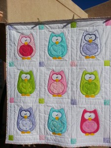Owls for Iylah