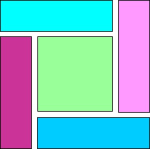 Redesigned block